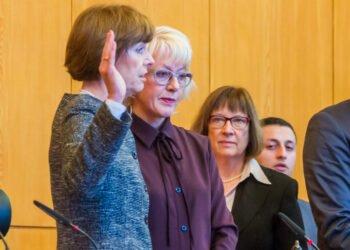 Vereidigung und Amtseinführung von Oberbürgermeisterin Henriette Reker